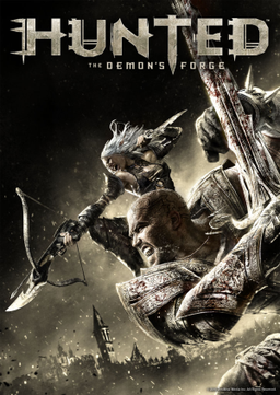 Hunted: The Demon's Forge cover