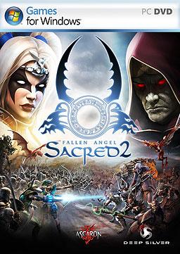 Sacred 2: Fallen Angel cover