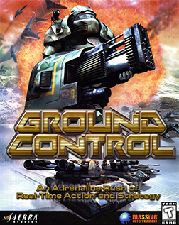 Ground Control cover