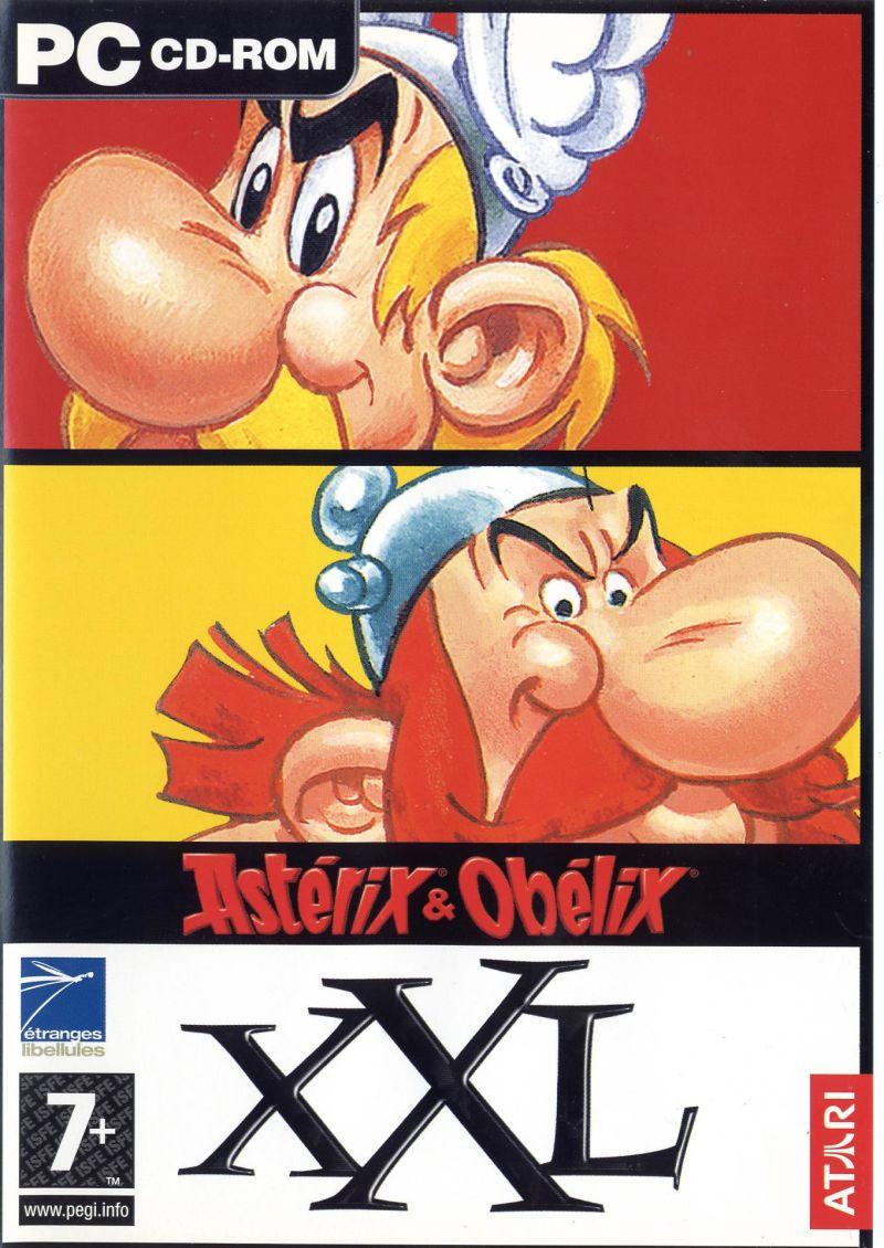Astérix & Obélix XXL cover