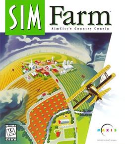 SimFarm: SimCity's Country Cousin cover