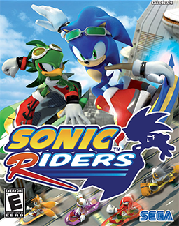 Sonic Riders - PCGamingWiki PCGW - bugs, fixes, crashes