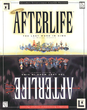 Afterlife cover