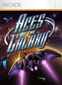 Aces of the Galaxy cover