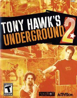 Tony Hawk's Underground 2 cover