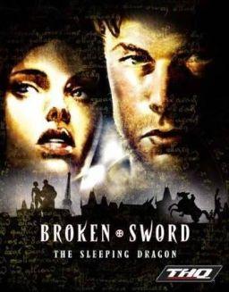 Broken Sword 3: The Sleeping Dragon cover