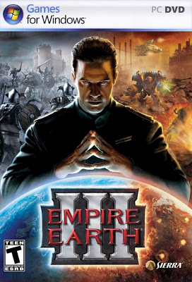 Empire Earth III cover