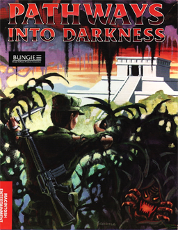 Pathways into Darkness cover