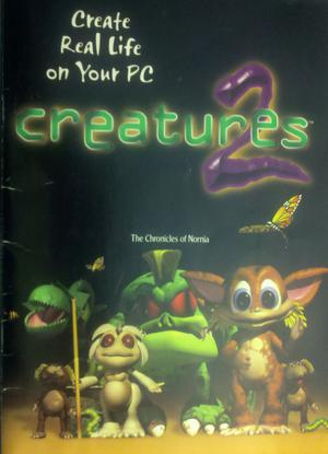 Creatures 2 cover