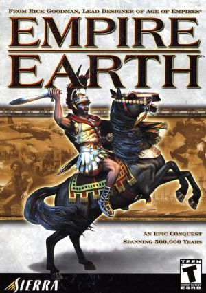 Empire Earth - PCGamingWiki PCGW - bugs, fixes, crashes, mods