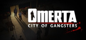 Omerta - City of Gangsters cover
