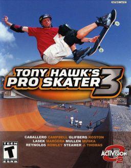 Tony Hawk's Pro Skater 3 cover