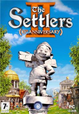 The Settlers II: 10th Anniversary cover