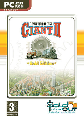Industry Giant 2 cover