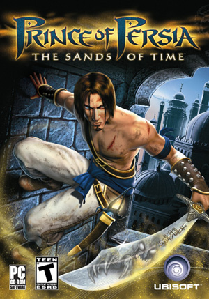 Prince of Persia: The Sands of Time cover