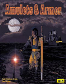 Amulets & Armor cover