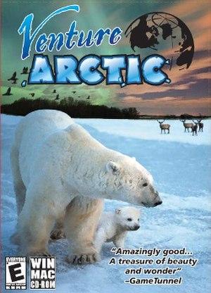 Venture Arctic cover