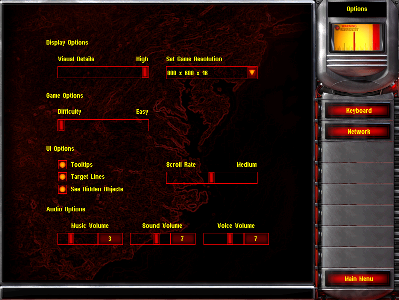 File:Command and Conquer Red Alert 2 Options.png