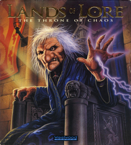 Lands of Lore: The Throne of Chaos cover