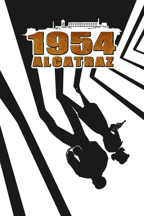 1954 Alcatraz cover