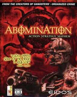 Abomination: The Nemesis Project cover