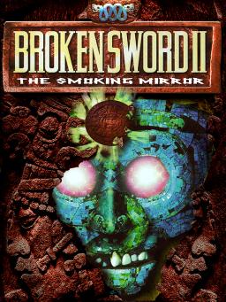 Broken Sword II: The Smoking Mirror cover