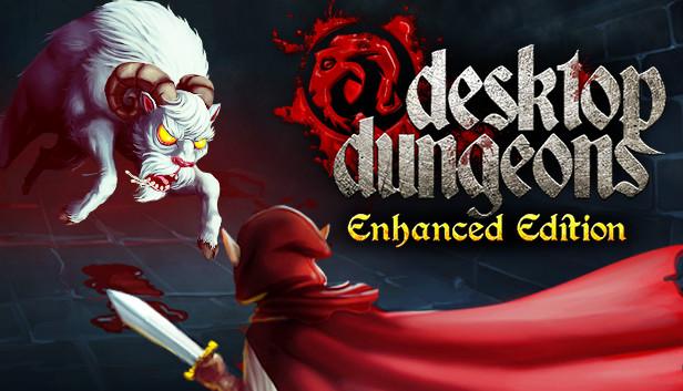 Desktop Dungeons cover