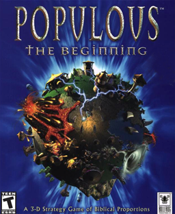 Populous: The Beginning cover