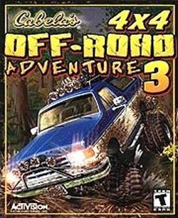 Cabela's 4x4 Off-Road Adventure 3 cover