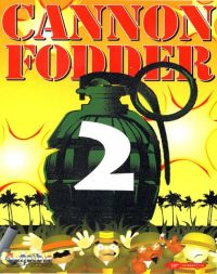 Cannon Fodder 2 cover