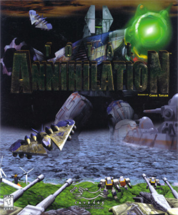 Total Annihilation cover