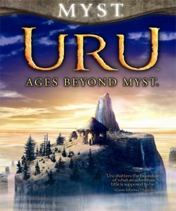 Uru: Ages Beyond Myst cover