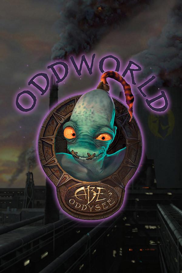 Oddworld: Abe's Oddysee cover
