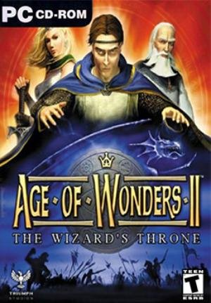 Age of Wonders II: The Wizard's Throne cover