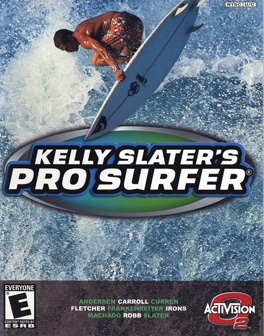 Kelly Slater's Pro Surfer cover