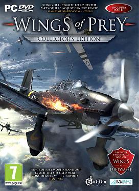 Wings of Prey cover