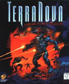 Terra Nova: Strike Force Centauri cover