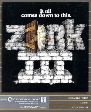 Zork III: The Dungeon Master cover