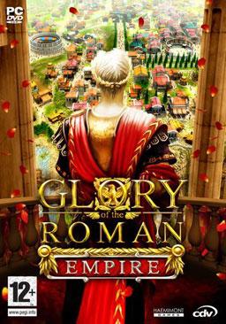 Glory of the Roman Empire cover