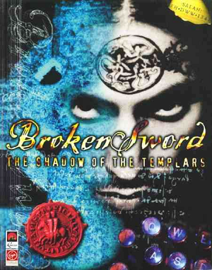 Broken Sword: The Shadow of the Templars cover