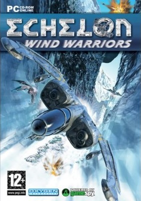 Echelon: Wind Warriors cover