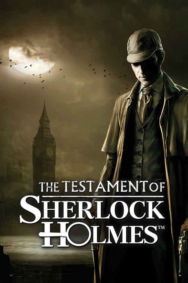 The Testament of Sherlock Holmes cover