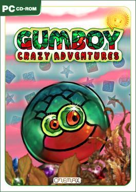 Gumboy: Crazy Adventures cover