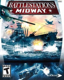 Battlestations: Midway cover