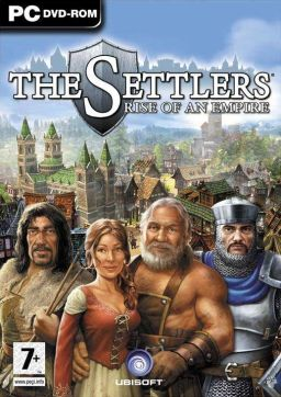 The Settlers: Rise of an Empire cover
