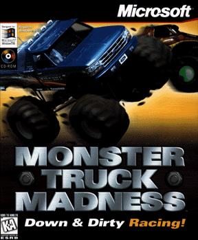 Monster Truck Madness cover