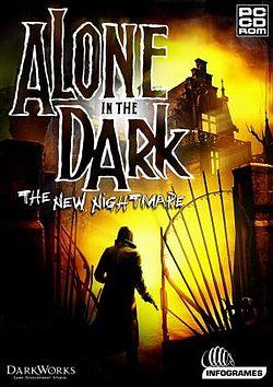 Alone in the Dark: The New Nightmare cover