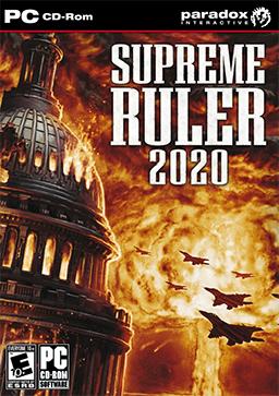 Supreme Ruler 2020 cover