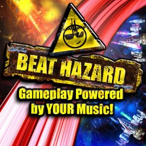 Beat Hazard cover