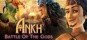 Ankh: Battle of the Gods cover